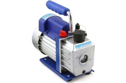 Vacuum Pump 5 CFM Air Conditioner Refrigeration HVAC Air AC A/C R410a R134
