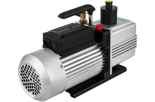 VEVORHVAC Auto AC RefrigerantRotary Vane Vacuum Pump