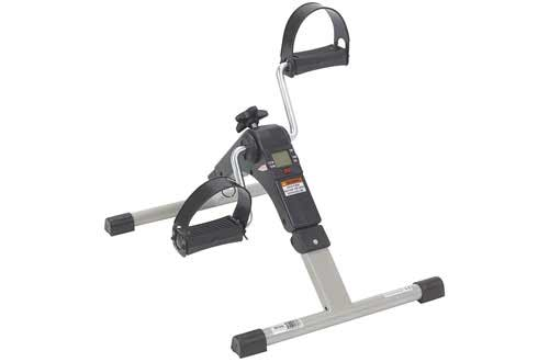Drive Medical Deluxe Folding Exercise Peddler