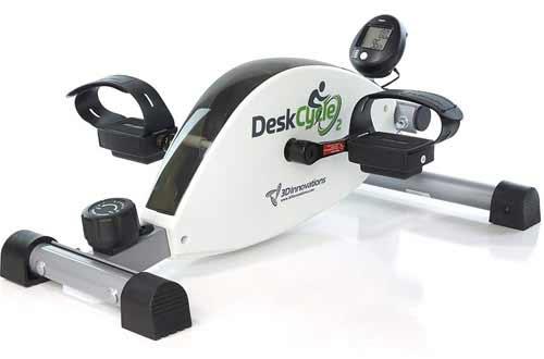 DeskCycle Under Desk Exercise Bike & Pedal Exerciser