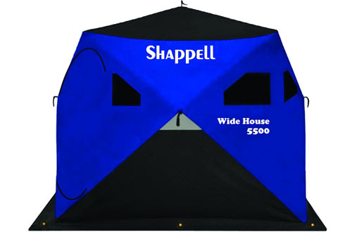 Top 10 Best Portable Pop up Ice Fishing Shelters & Tents