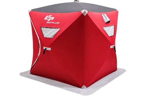 wholesale dealer f5220 94baa Top 10 Best Portable Pop up Ice Fishing Shelters & Tents ...