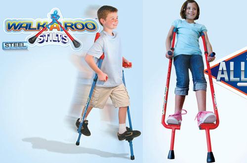 Walking Stilts