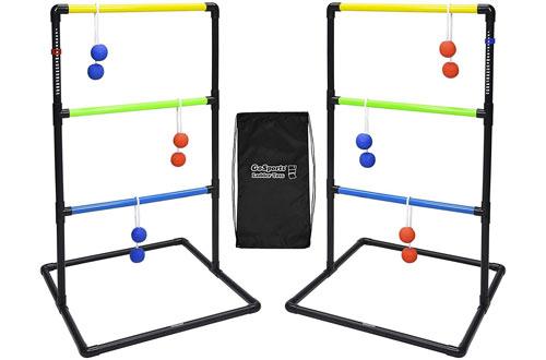 GoSports Indoor/Outdoor Ladder Toss Game Set
