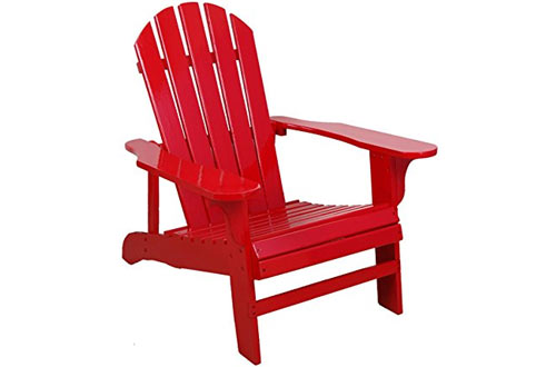 Top 10 Best Outdoor Folding Wood Adirondack Chairs Reviews In 2021