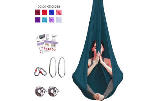 Aum ActivePremiumAerial Yoga Hammock