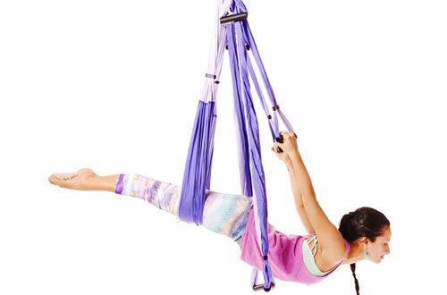 YOGABODY Yoga Trapeze - Yoga Swing, Sling & Inversion Tool