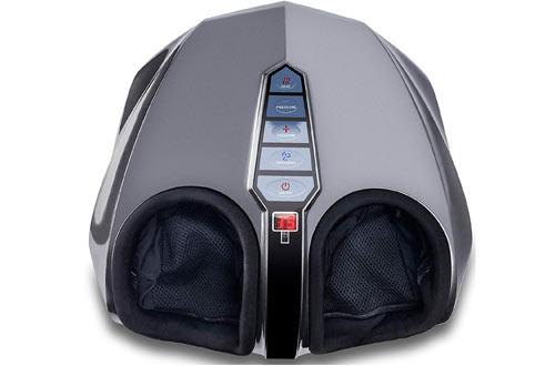 Miko Shiatsu Electric Foot Massagers With Deep-Kneading & Multi-Level Settings