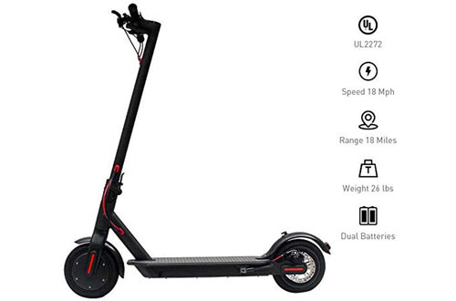 YDS Kid and Adult Razor Electric Scooters for Commuting