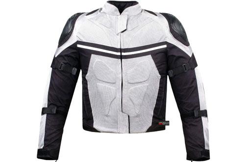 Jacket 4 Bikes Rain Waterproof Pro Mesh Motorcycle Jackets