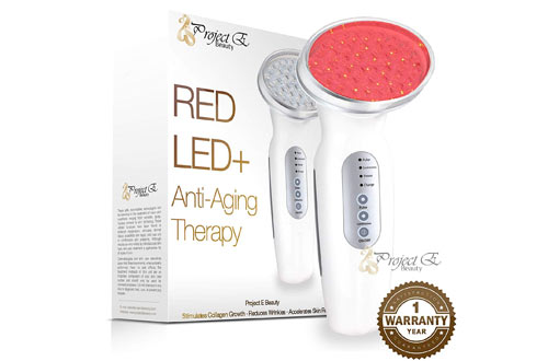 Project E Beauty Rechargeable RED Light Therapy Machine