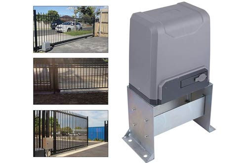 Co-Z Automatic Sliding Gate Openerswith Wireless Remotes & Roller Gate Opener