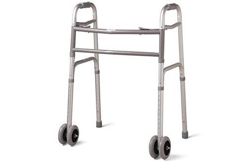 HEALTHLINE Bariatric Folding Walkers forSeniors & Adults