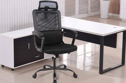 10 Best High Back Office Chairs Executive Chairs For Back Pain Reviews