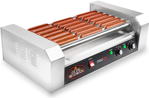 Hot Dog Rollers