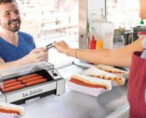 La TrevittCommercial & Household Hot Dog Machine for Family Use
