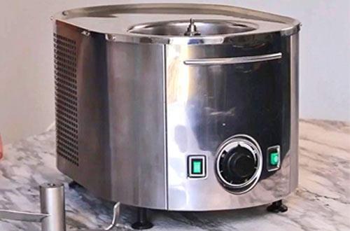 MussoLello 4080 Musso Lussino 1.5-Quart Steel Ice Cream Makers