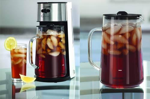 Capresso 624.02 Stainless Ice Tea Makers