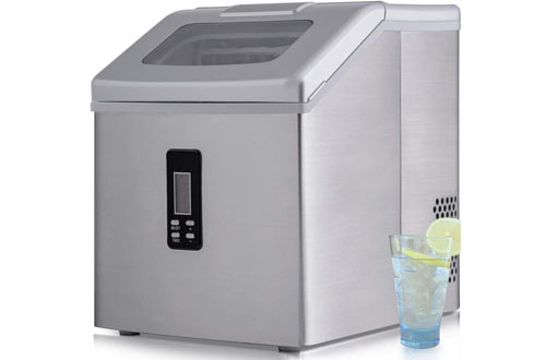 Sentern Portable Countertop Electric Ice Maker Machine