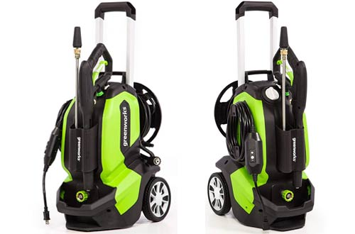 Greenworks GPW2005 2000 PSI Pressure Washer for Car