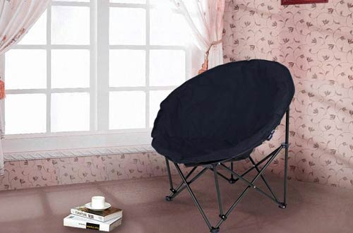 Top 10 Best Folding Oversized Saucer Chairs For Kids Adults Reviews