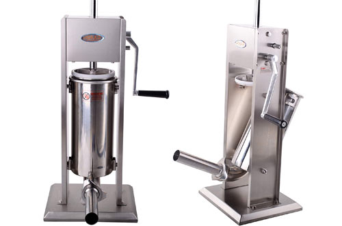 Hakka 11 Lb/5 L Stainless Steel Vertical Sausage Maker