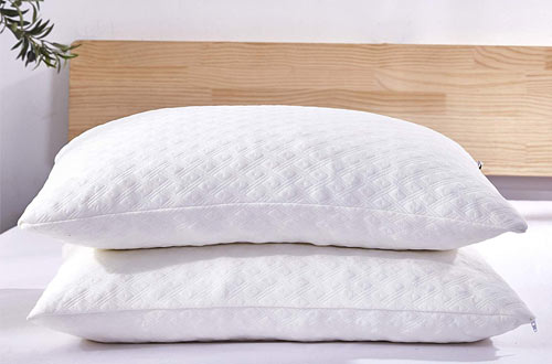 Dreaming Wapiti Shredded Memory Foam Pillows with Cover
