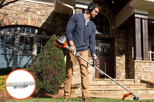 Husqvarna Straight Gas String Trimmers
