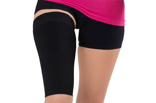 Pure Thigh Compression Sleeves forRunning, Basketball, Tennis, Soccer & Sports