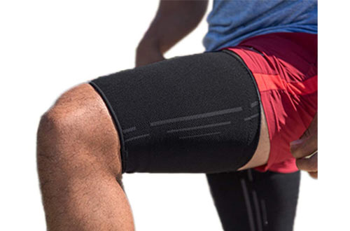 Thigh Compression Sleeves - Hamstring Compression Sleevefor Running & Injury