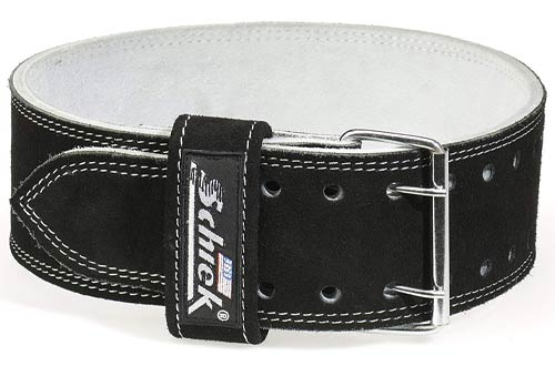 Schiek Leather Competition Power Weight Lifting Belts