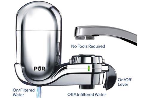 PUR FM-3700Chrome AdvancedFaucet Water Filters