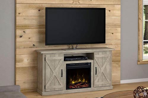 Comfort Smart Killian Electric Fireplace TV Stands