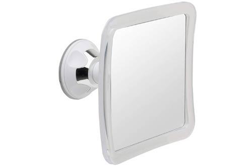 Mirrorvana Portable Fogless Shower Mirrors for Fog Free Shaving