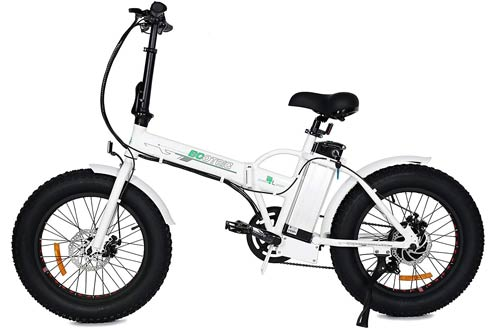 ECOTRIC Fat Tire Folding Electric Bikes