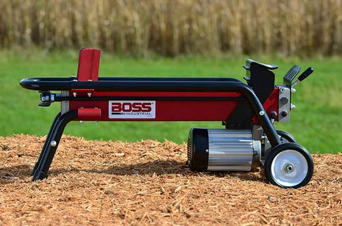 Boss Industrial ES7T20 7-Ton Electric Log Splitters