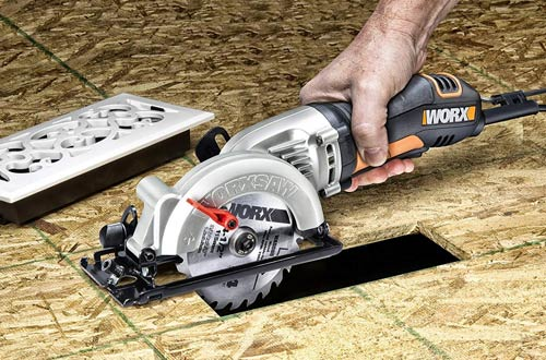 WORX WORXSAW Compact Circular Saw – WX429L