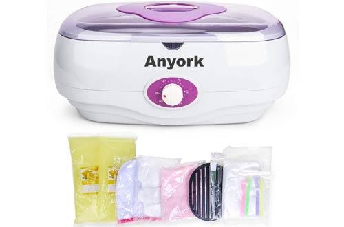 Anyork Paraffin Bath Wax Warmersfor Smooth and Soft Skin