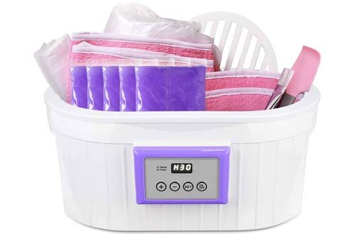 BTArtbox Paraffin Bath Warmers for Hands and Feet