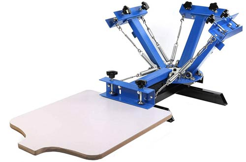 Silk Screen Printing Machines for T-Shirt
