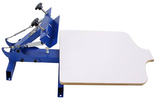 Commercial Bargains Single Color T-Shirt Silk Screen Printing Machines