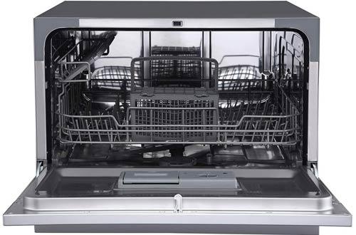 EdgeStar DWP62SV Energy Star Rated Small Dishwashers