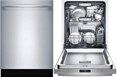 Bosch SHX878WD5N 800 Series Freestanding Built-In Dishwasher