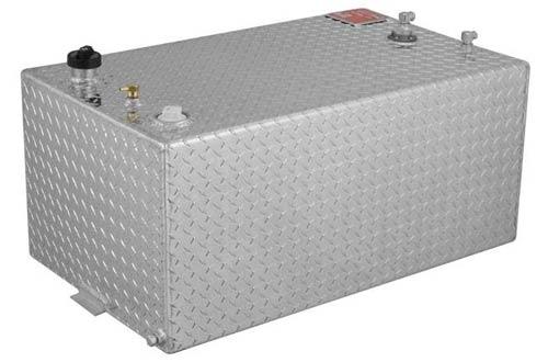 RDS MFG INC 71110 55 Gallon Rectangular Transfer Fuel Tank