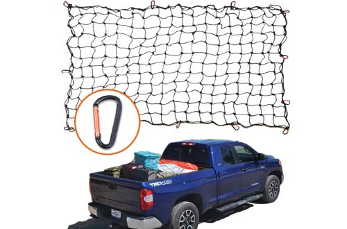Grit Performance Cargo Net for Truck Bed