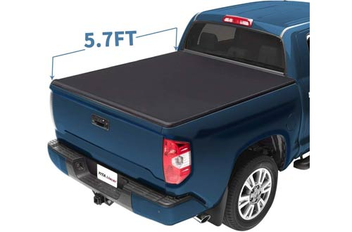 YITAMOTOR Soft Tri-Fold Truck Bed Covers