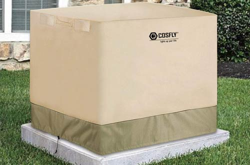 COSFLY Waterproof Fabric Air Conditioner Covers