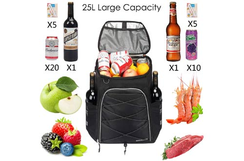 SEEHONORLeakproof Soft Cooler Bag