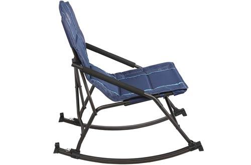 Timber Ridge Catalpa Relax & Folding Camp Rock Chair