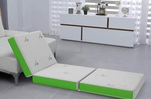Portable & CompactTri-Fold Folding Mattresses By Cushy Form